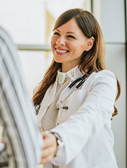 Picture of physician