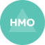 Medicare HMO circle icon