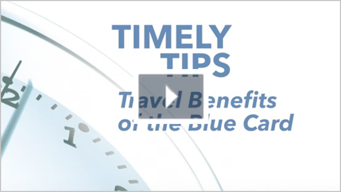 Medicare Advantage | Timely Tips: Travel Benefits of the Blue Card