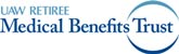 UAW Retiree Medical Benefits Trust logo.