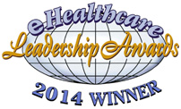 eHealthcare Leadership Awards 2014 Winner