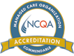 NCQA Commendable Accreditation logo