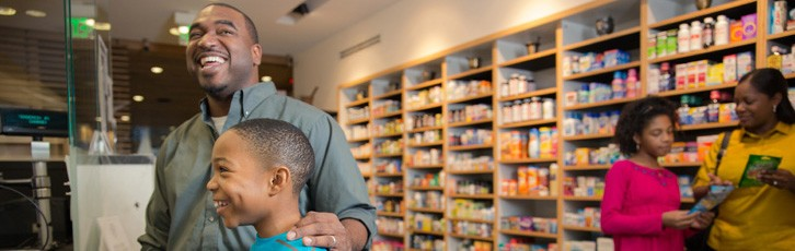 Blue Cross Blue Shield of Michigan makes group pharmacy coverage convenient and cost-effective.