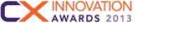 CX Innovation Awards 2013 logo