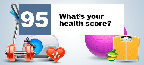 Log in to your account at bcbsm.com to take your health assessment.
