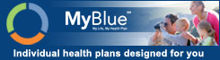 My Blue - Learn about individual health insurance, shop for plans, or just get a quote.